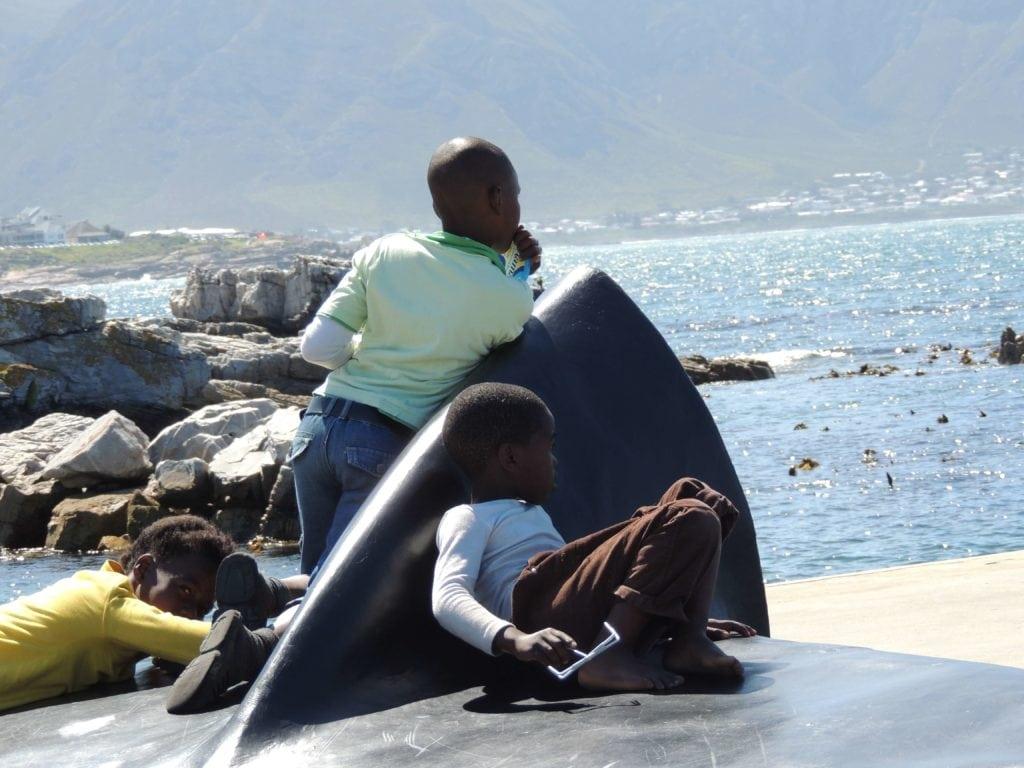 Sudafrica bambini
