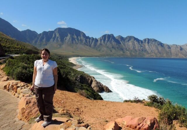 Spiaggia Sudafrica