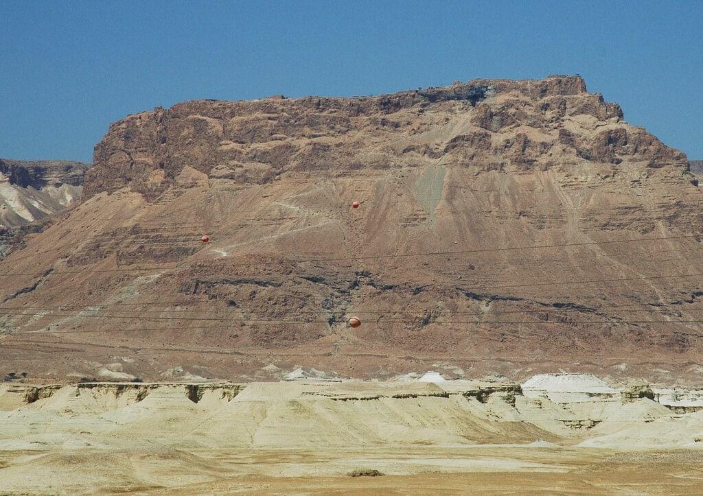 rocca di Masada