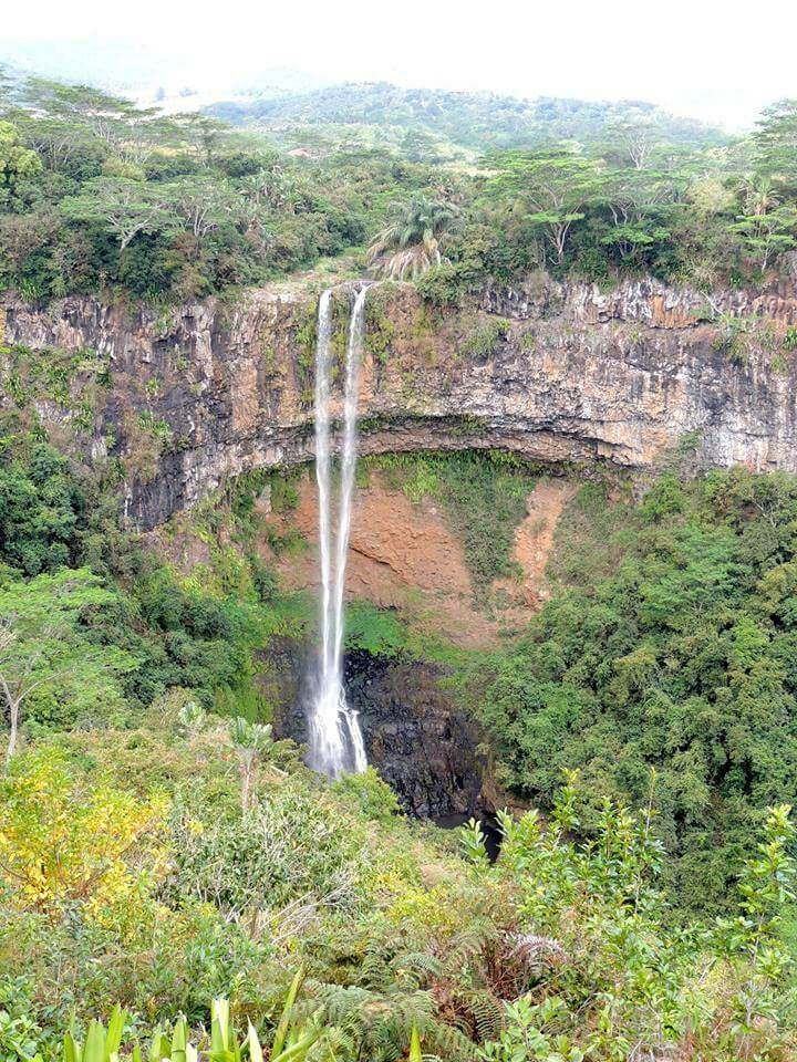cascate Chamarel Mauritius