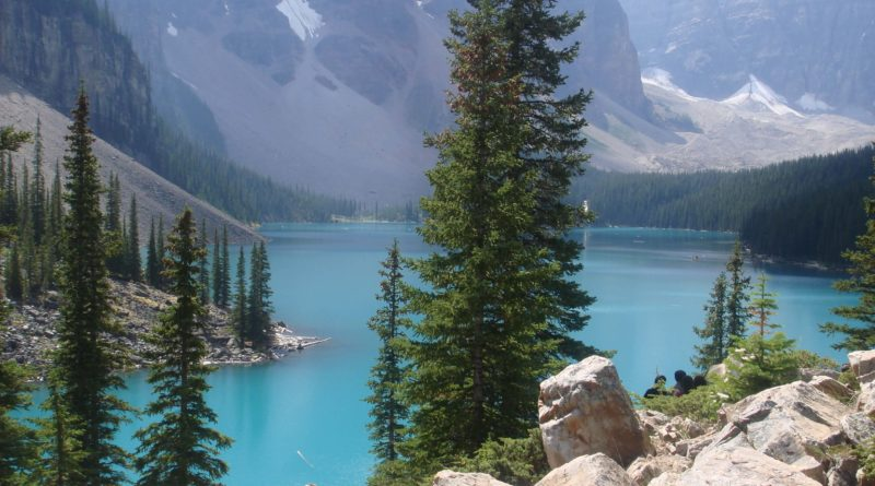 Canada occidentale: British Columbia e Alberta