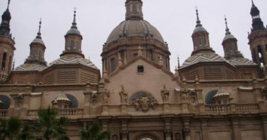 basilica del Pilar, saragozza