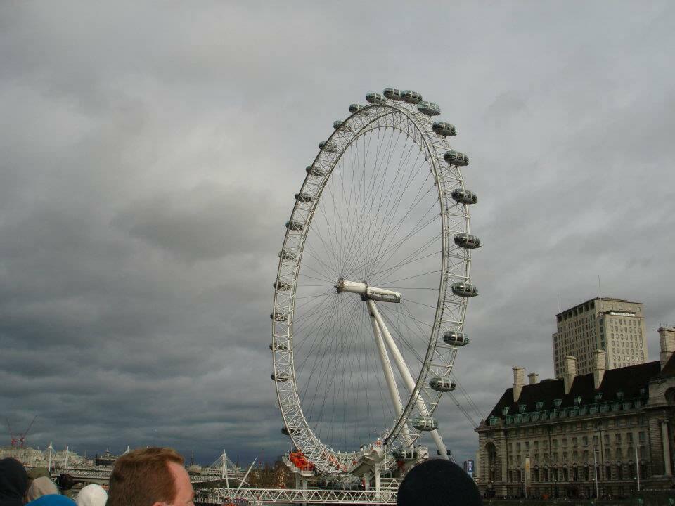 Londra London Eye