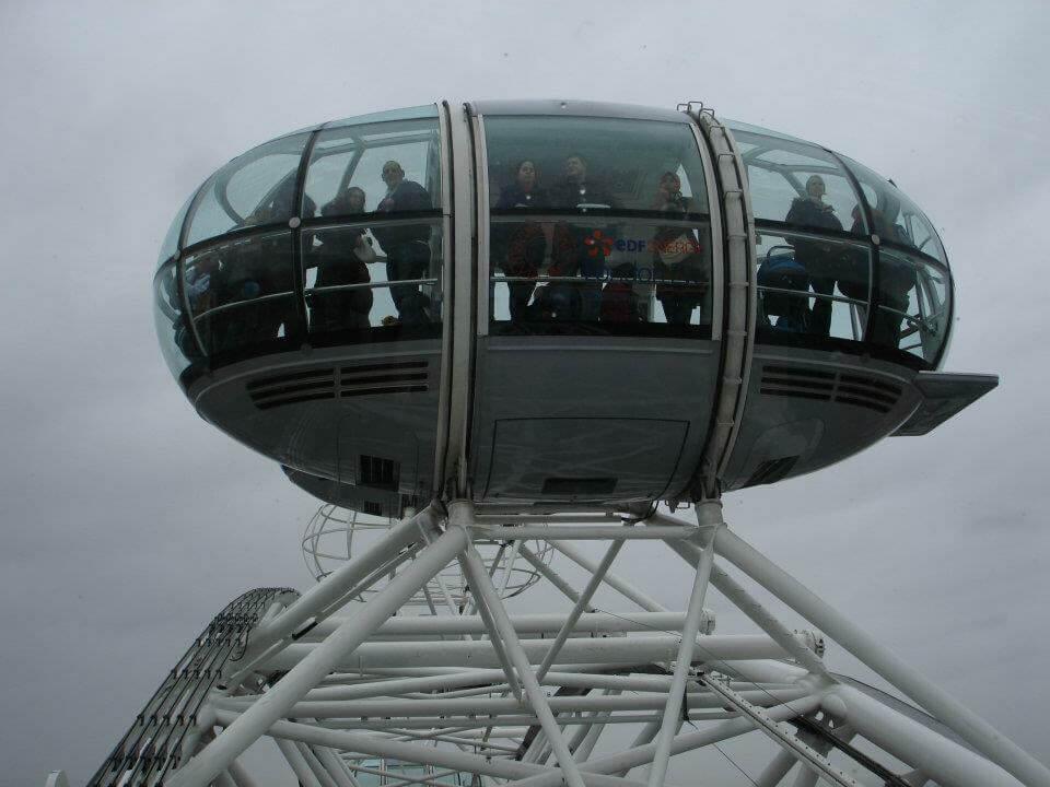 Londra vista dal London Eye