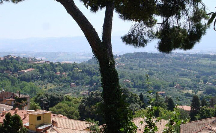 Corciano: uno dei Borghi più belli d'Italia