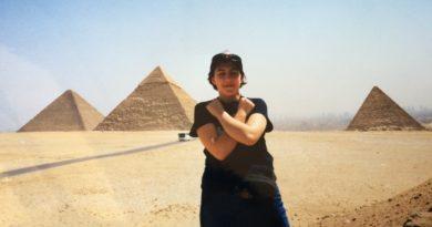 Il Cairo piramidi