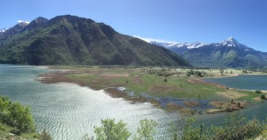 Sasso di Dascio, lago di como
