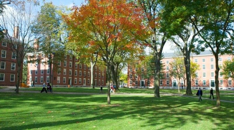 boston harvard campus