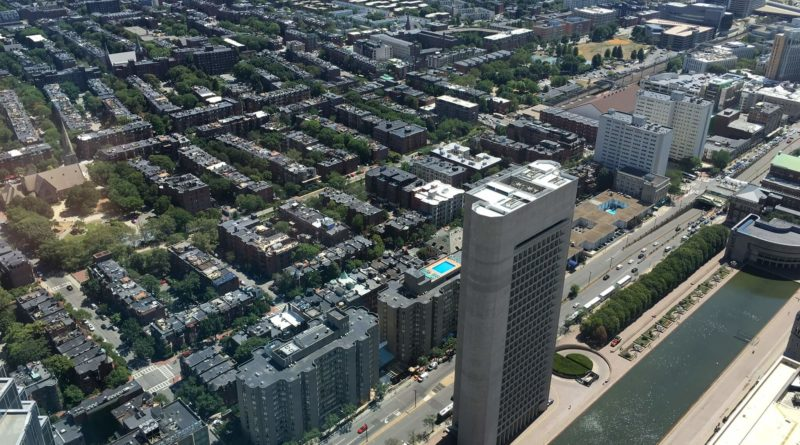 Boston panoramica