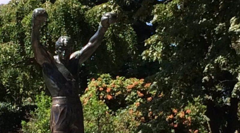 philadelphia statua di Rocky