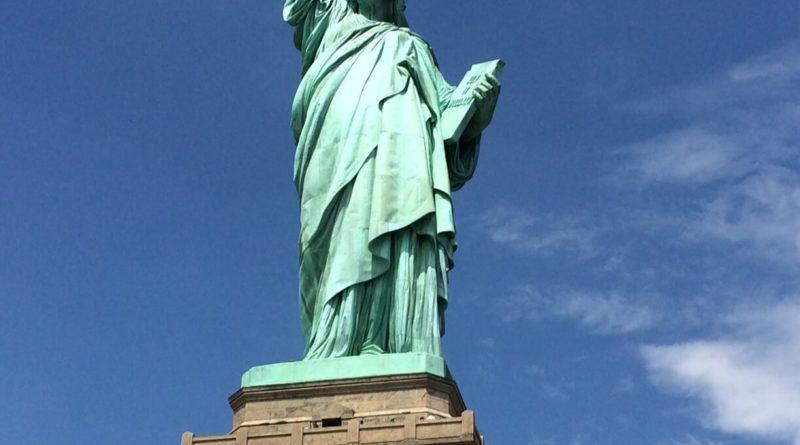 new york statua libertà