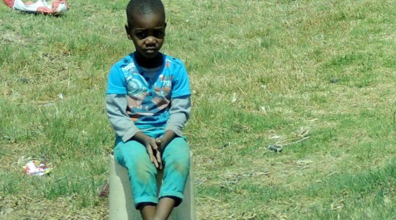 sudafrica bambino