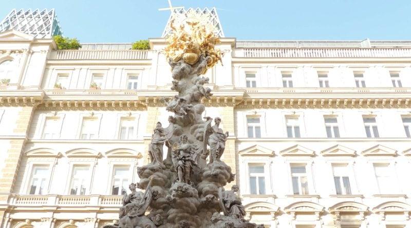 Pestsäule Vienna