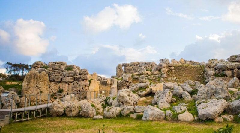 Templi Ggantija Malta