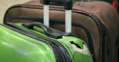 valigia rotta