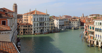 tornelli a Venezia