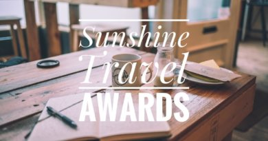 sunshine travel awards