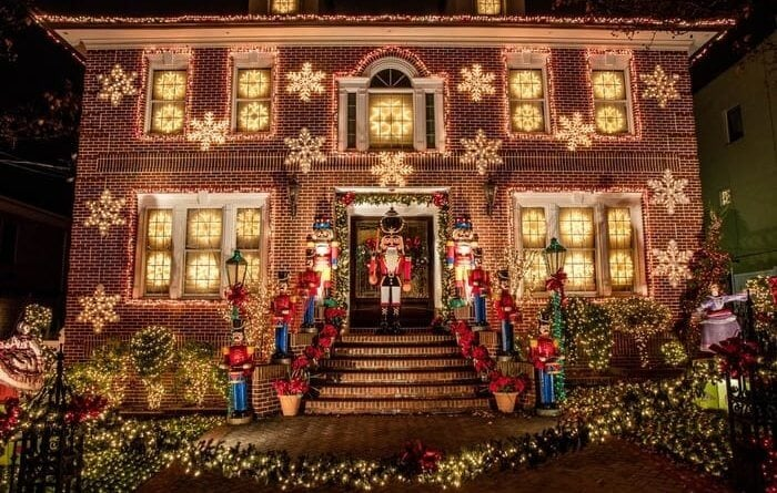 Dyker Heights a natale