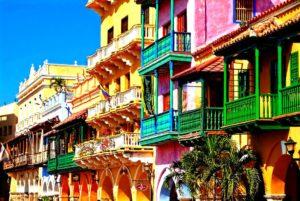 le destinazioni più colorate del mondo