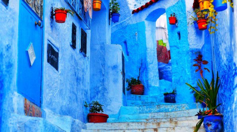 Le città più colorate del mondo