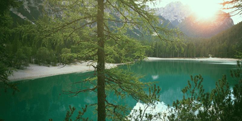 giro del lago di Braies