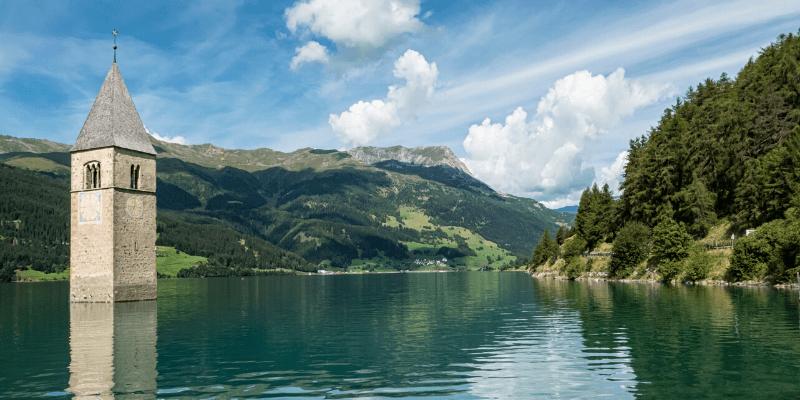 laghi dell'alto adige più belli