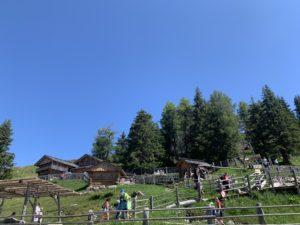 escursione al monte elmo