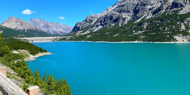 giro dei laghi di cancano