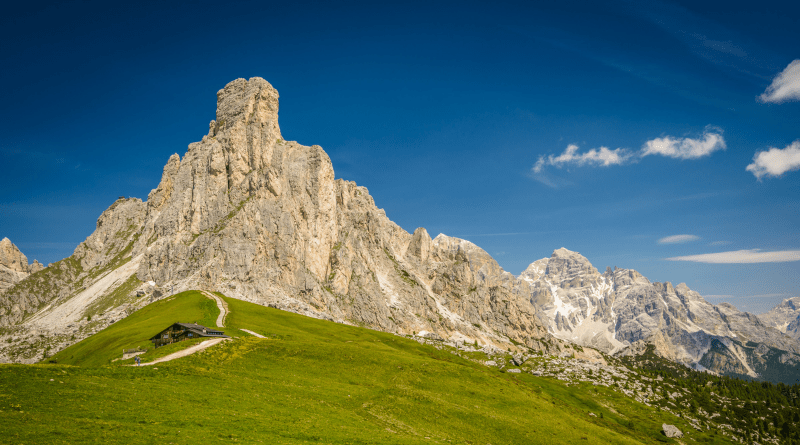 differenza tra alpi e dolomiti