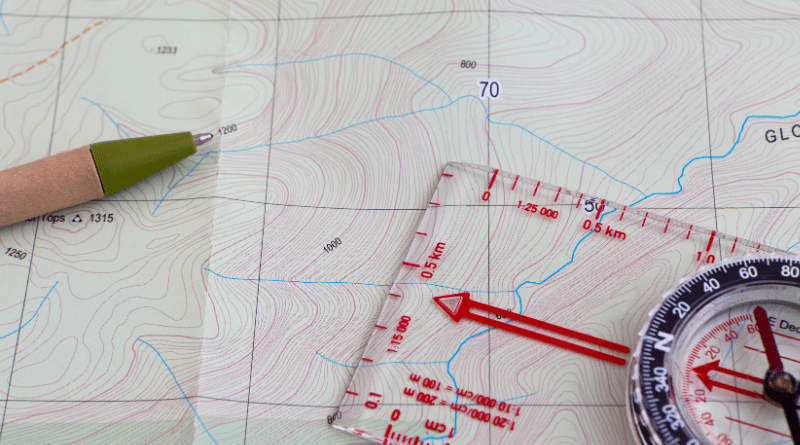 come leggere la carta topografica