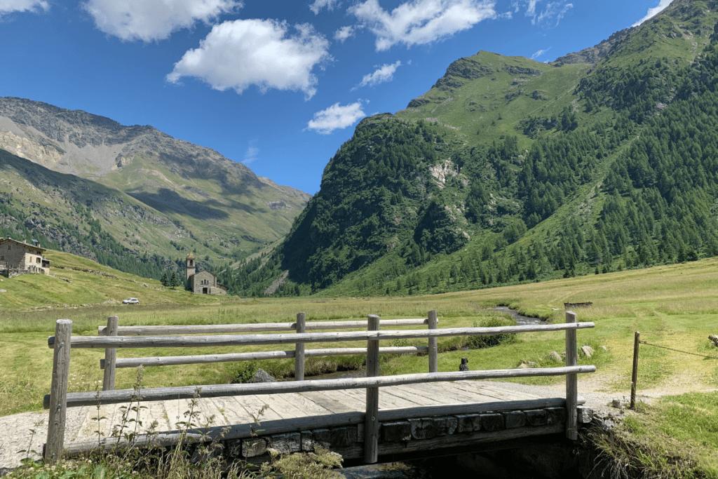 escursione in Val di Rezzalo