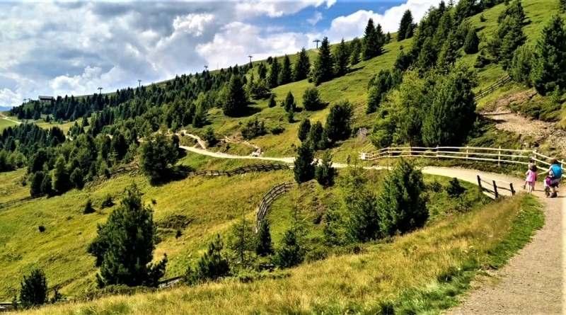 escursioni per famiglie in valle isarco