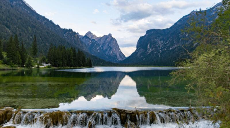 giro del lago di dobbiaco