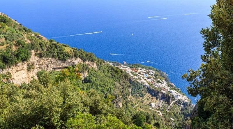 sentiero degli dei trekking in costiera amalfitana
