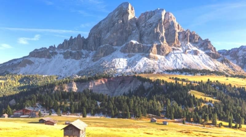 passo delle erbe: passi più panoramici delle Dolomiti - escursioni in Val Badia