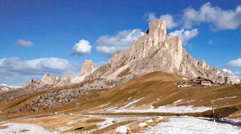 passo Giau: passi più panoramici delle Dolomiti
