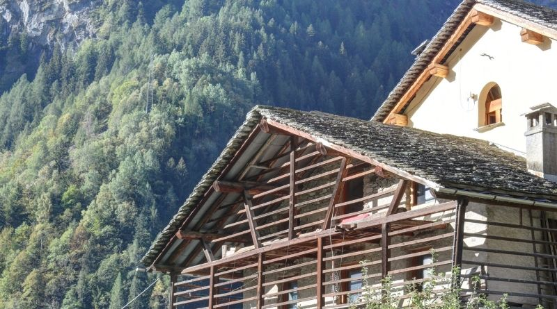 visitare le case walser in val sesia